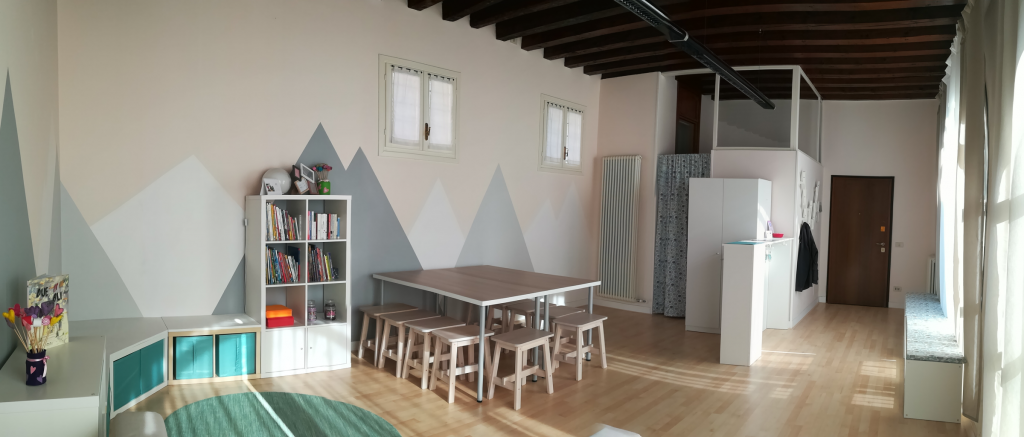 My PlayLab Laboratori a Vicenza