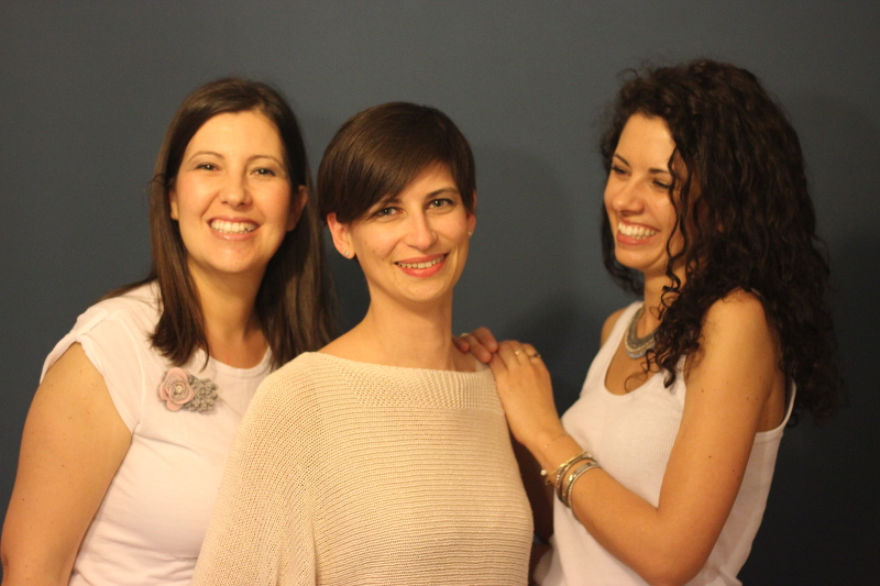 My PlayLab team Paola Elisa Licia Sara