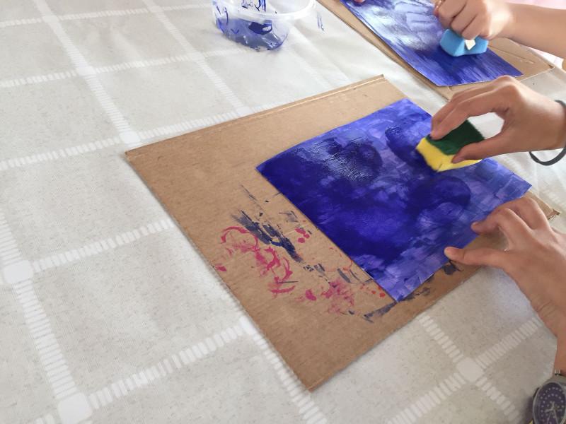 My PlayLab Summer laboratori educativi creativi pittura e gioco bambini vicenza