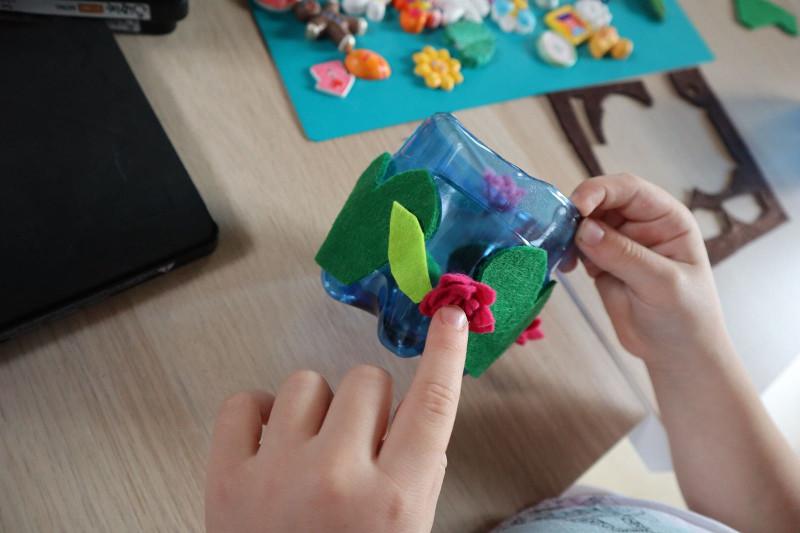 My PlayLab laboratori creativi ceramica stoffa riciclo