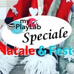 My PlayLab laboratori speciale Natale e Feste
