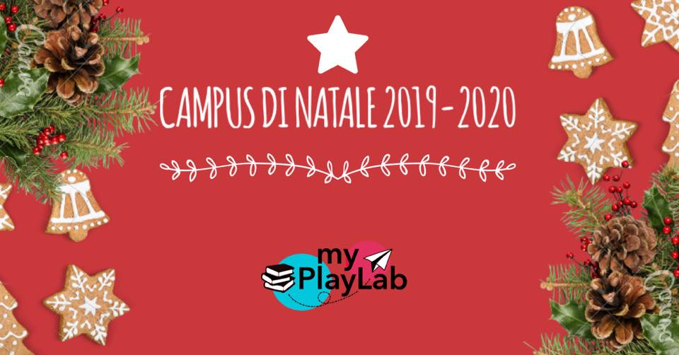 My PlayLab Campus invernale Natale 2019
